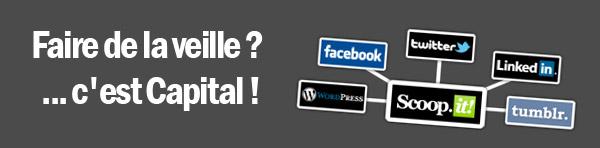 Formation à la veille et à la curation de contenu sur le Web«Apprendre à mettre en place une veille sur Internet»