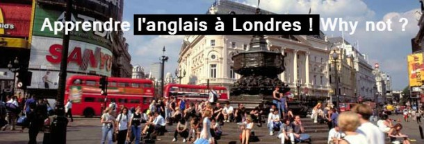 Formation à l'anglais en immersion pour professionnels à Londres