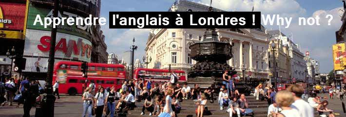 Séjours linguistiques à Londres (Angleterre) en immersion